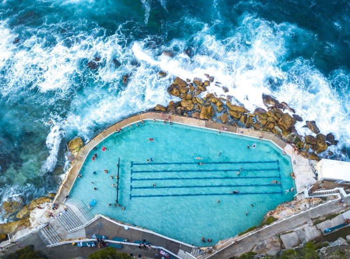 Sydney's Ocean Baths