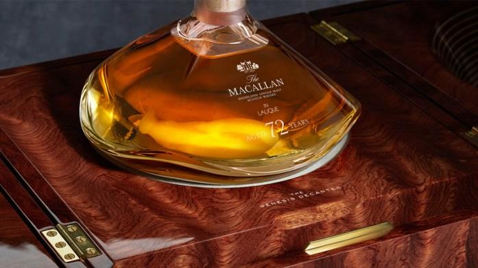 """Macallan 72: The """"Genesis Decanter,"""""""