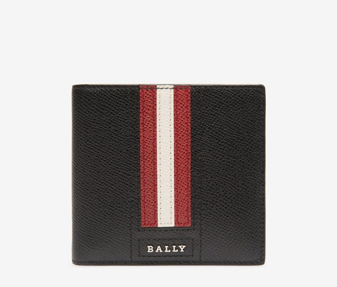 Bally Teisel Bovine Leather Coin Wallet