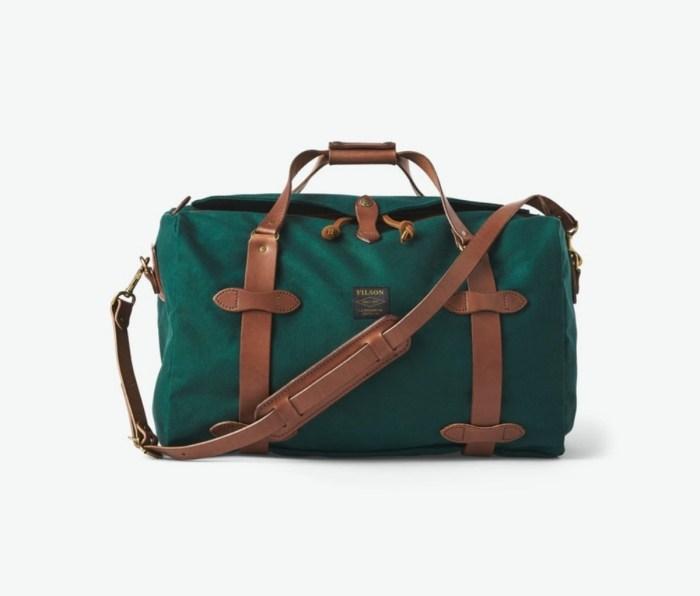 filson medium rugged twill duffel bag for the gym