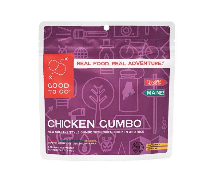 Good To-Go Chicken Gumbo