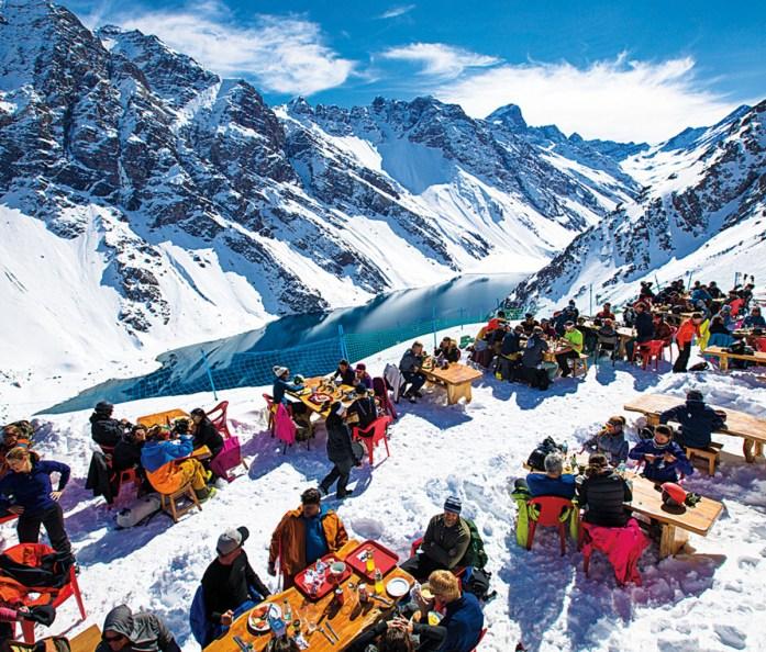 ski-picnic