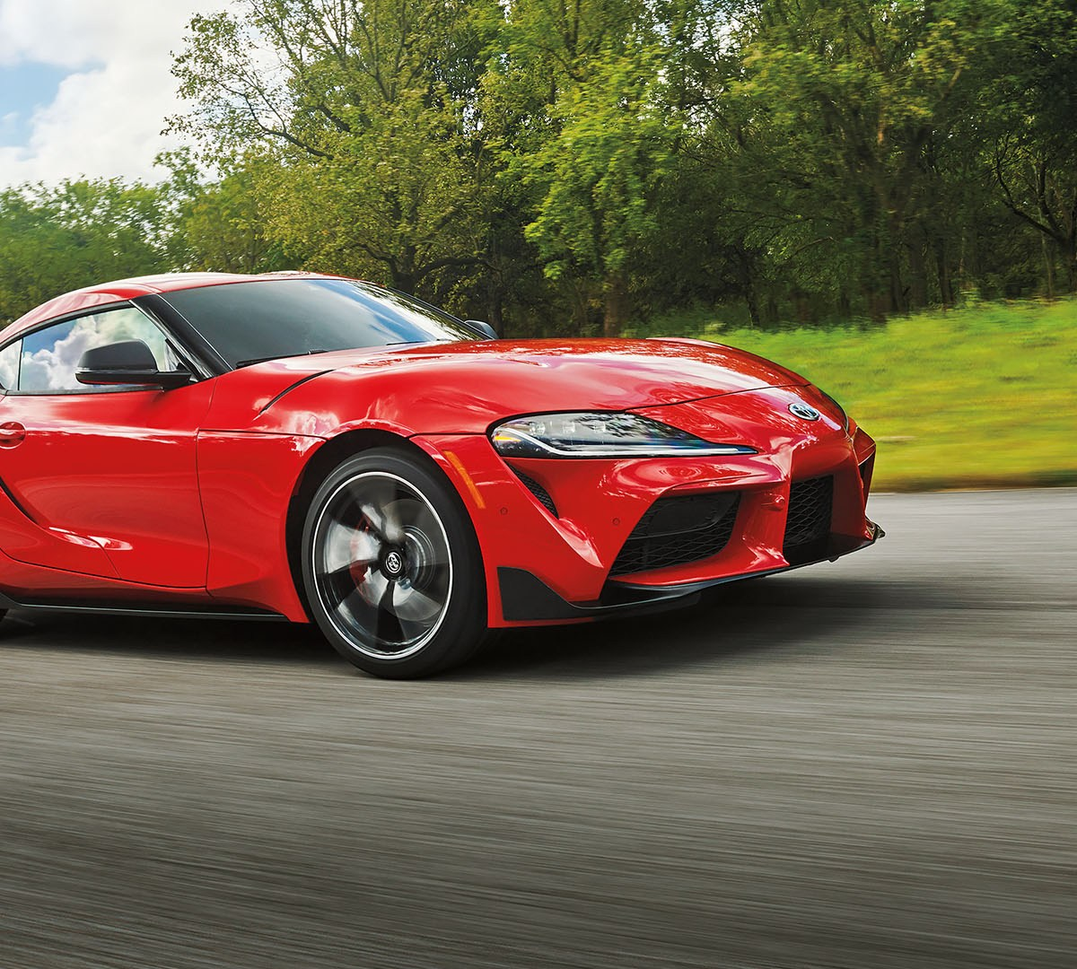 toyota supra review what