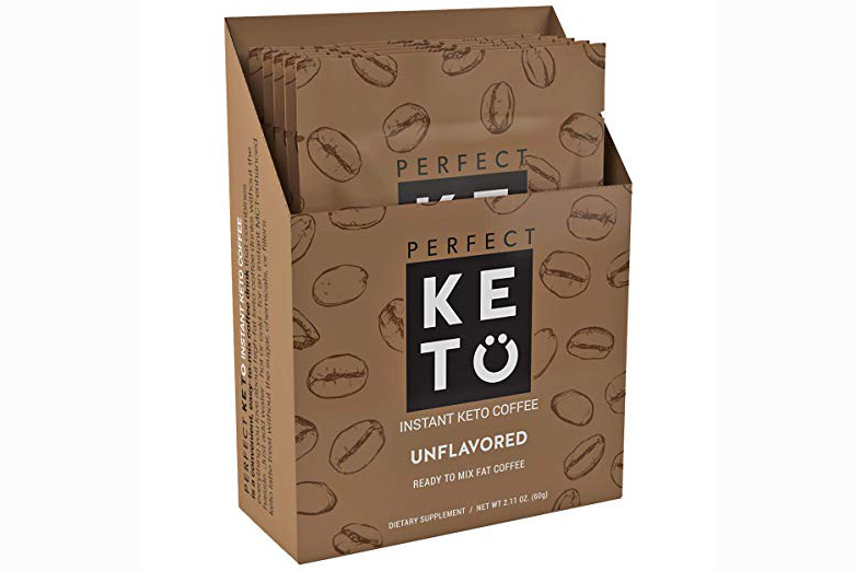 instant keto coffee