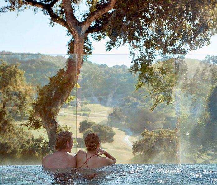 Pool at Carmel Valley Ranch