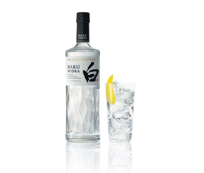 Haku Hi cocktail