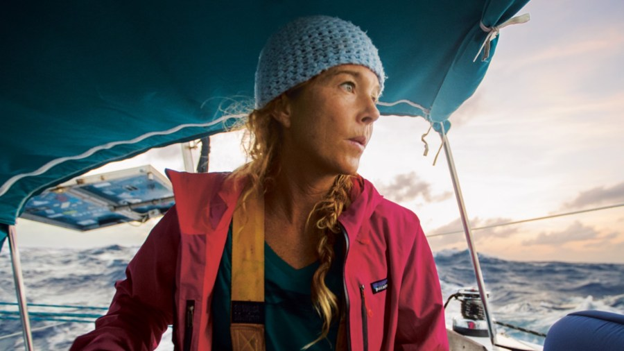 Captain Liz Clark is a surfer, sailor, and environmentalist