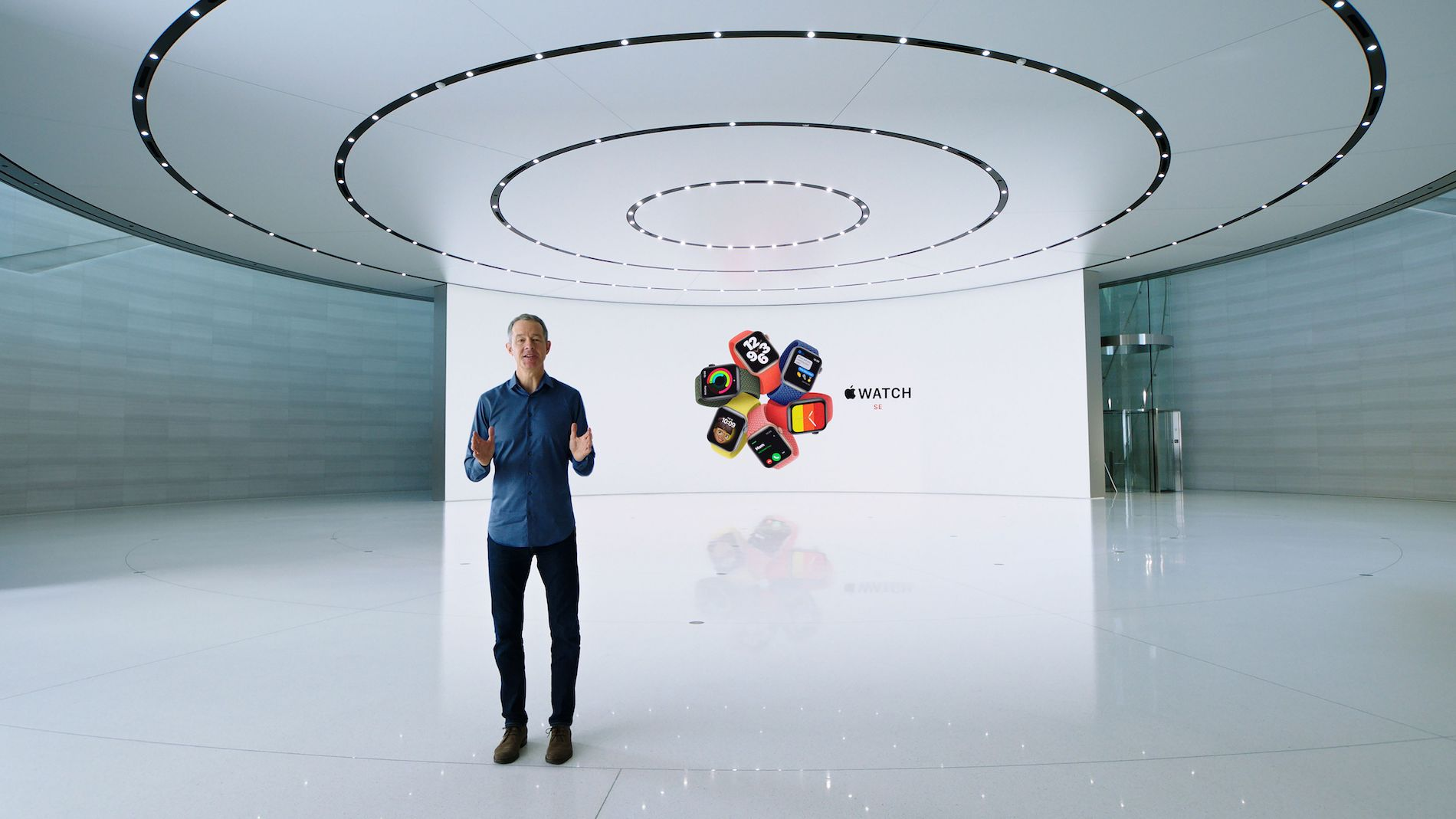 """Apple's """"Time Flies"""" event announced several new products."""