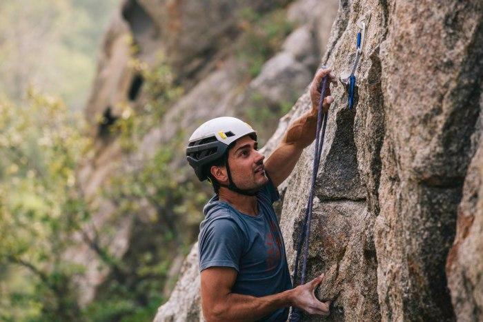 Cochrane climbing city of rocks idaho