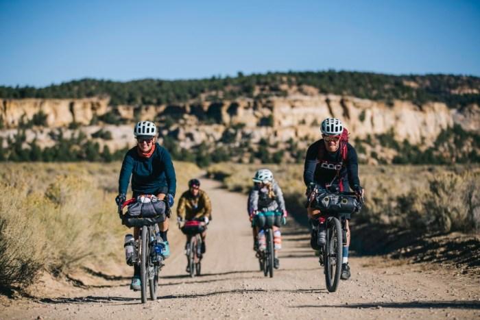 Grand Staircase-Escalante bikepacking expedition southern Utah