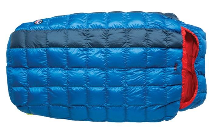 Big Agnew dual tandem sleeping bag
