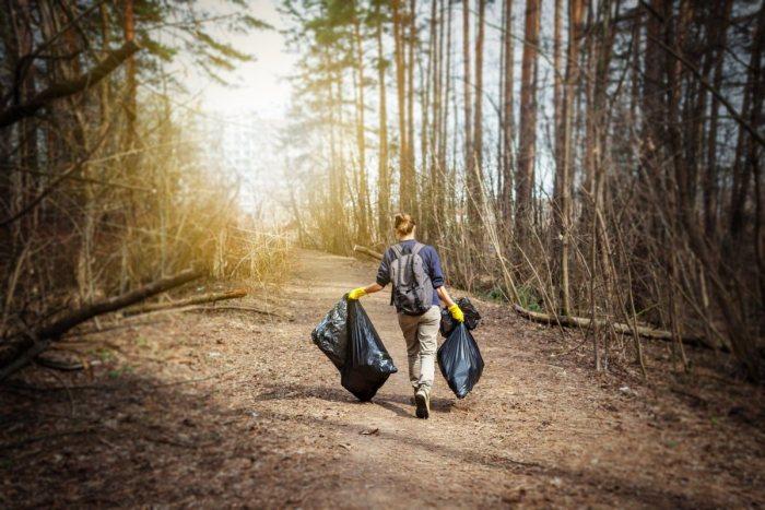 Recycle waste litter rubbish garbage trash