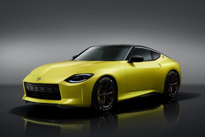 Nissan Z Proto 2021 coupe debut
