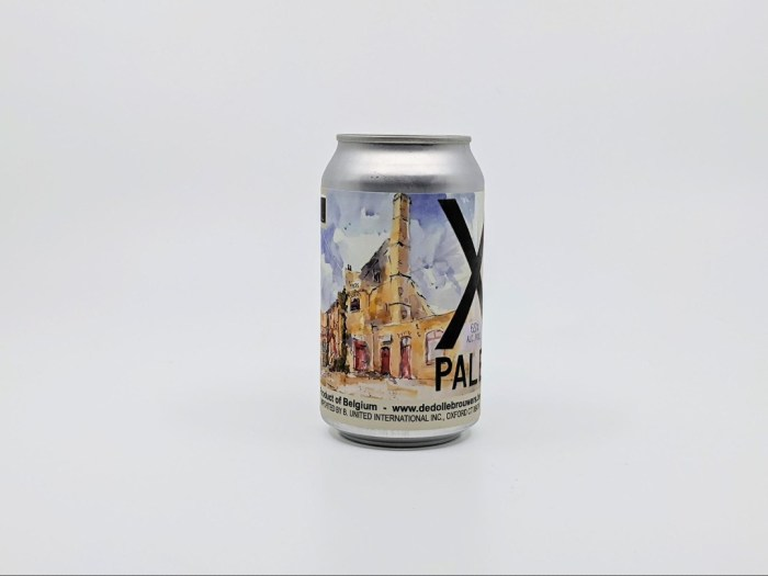 XL Pale Ale   De Dolle Brouwers