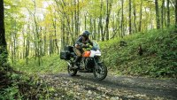 Harley's offroad-ready Pan America