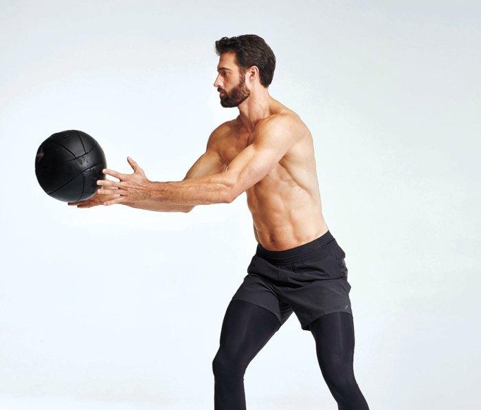 Med Ball Rotational Throw