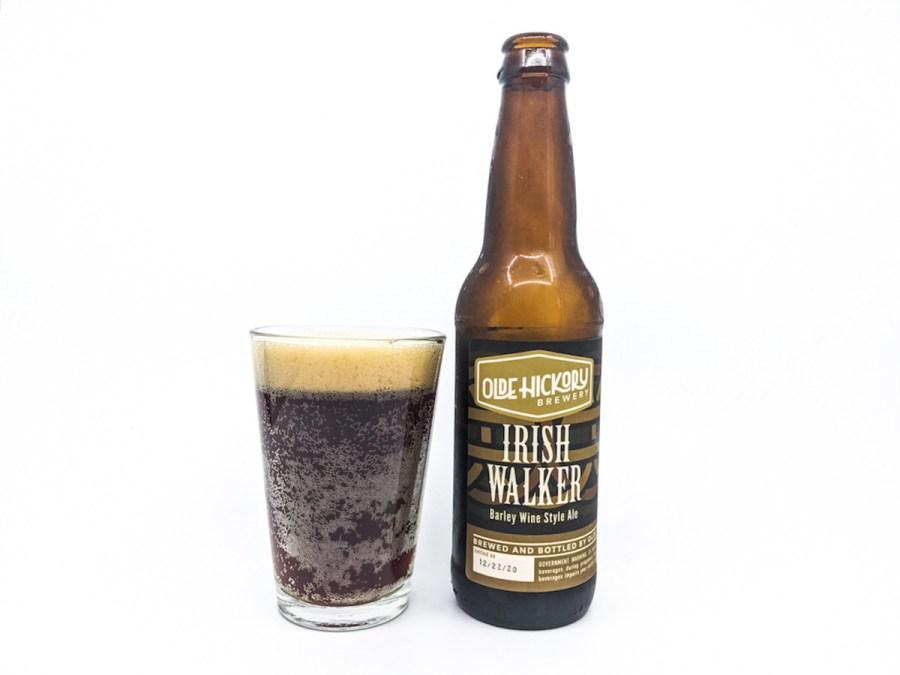 Olde hickory beer
