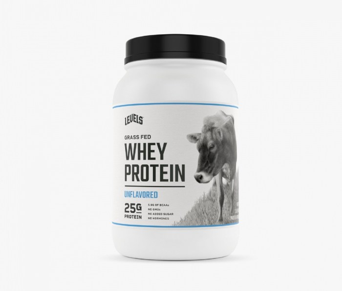 Levels Whey Protein