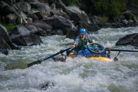 Rafting Klamath