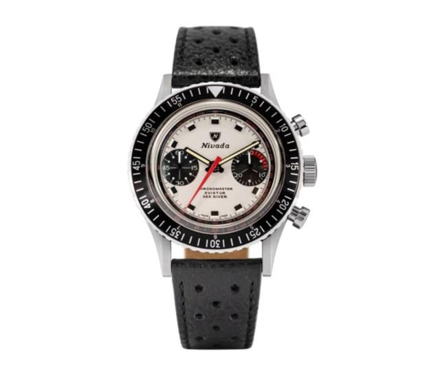 Nivada Grenchen Valjoux 23 VZ Limited Edition horloge