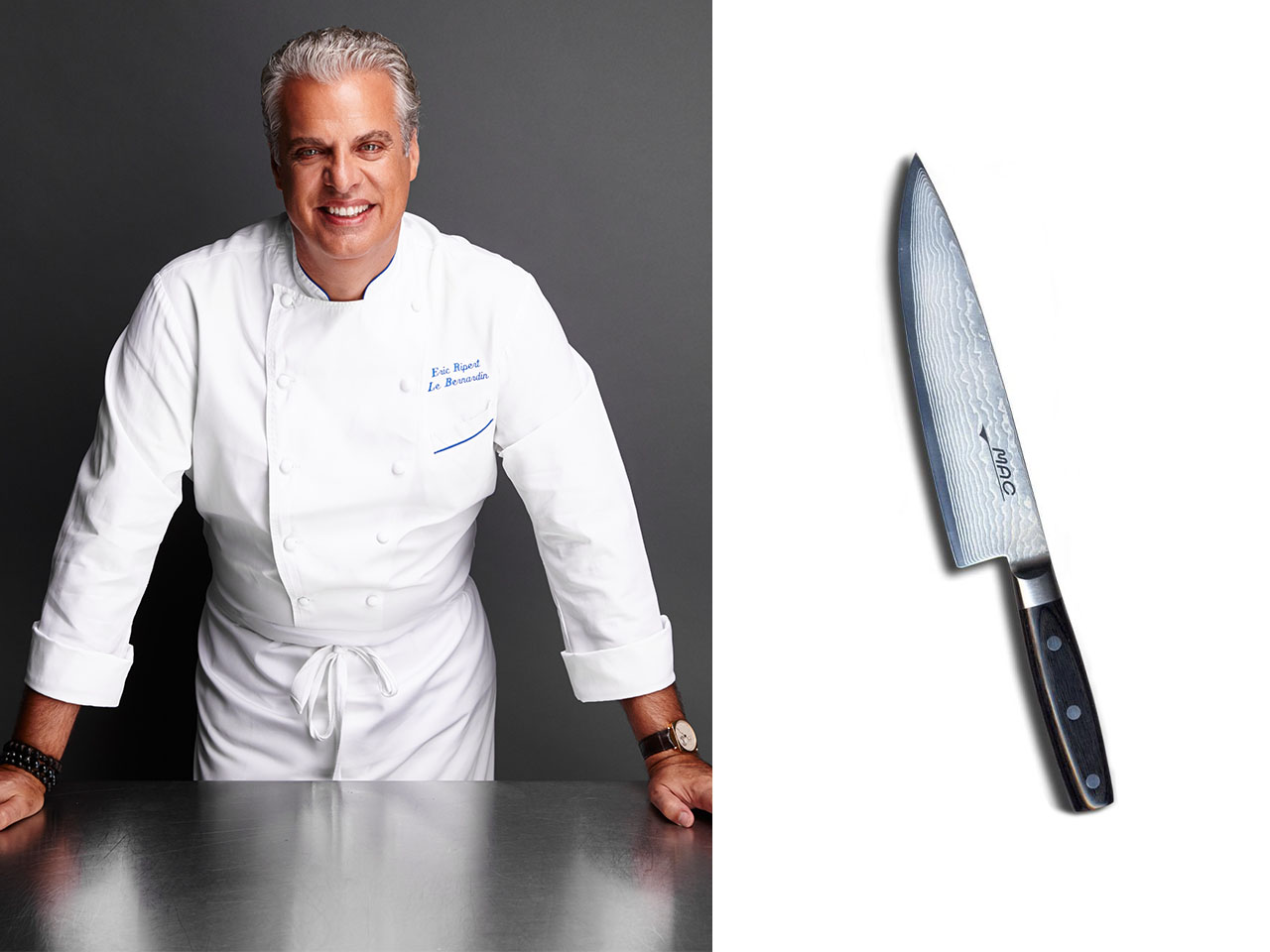 american made kitchen knives curio cabinet the best chef s according to 10 of chefs in america eric ripert mac knife