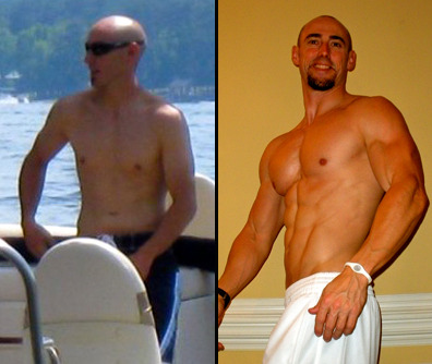 Success Story: 20 Pounds of Muscle in Four Months - Men's ...