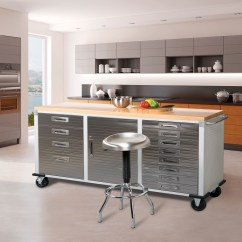Kitchen Needs Outdoor Exhaust Hoods Industrial Cabinets Every Garage Or Men S Journal