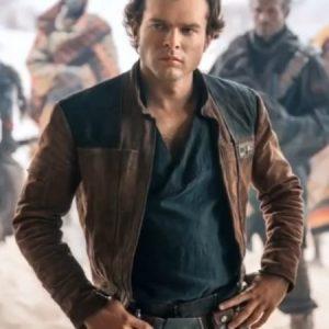 New Han Solo Star Wars jackets