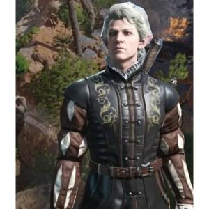 Baldurs Gate 3 Character Astarion Jacket
