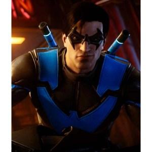 Gotham Knights Character Nightwing Jacket