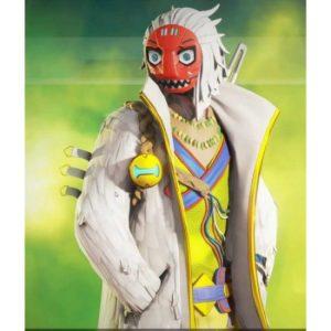 Crypto Apex Legends Season 3 The Masked Dancer Jacket