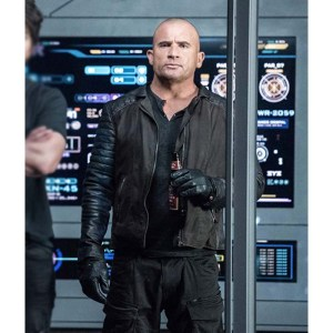 Dominic Purcell Legend Of Tomorrow Mick Rory Sleeves Jacket