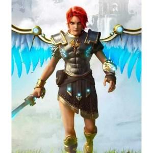 Immortals Fenyx Rising Dark Green Vest