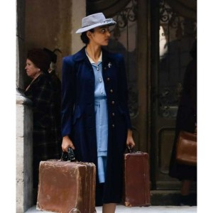 Noor Inayat Khan A Call To Spy Radhika Apte Coat
