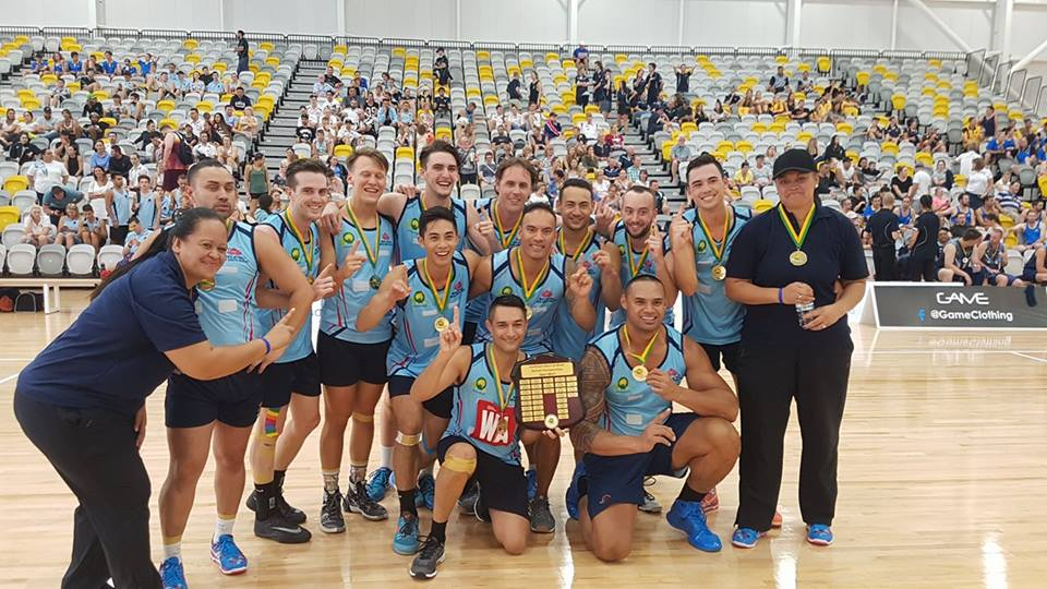 NSW Men's Open - Premiers 2017