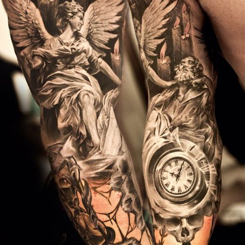 Tattoo Angels Designs