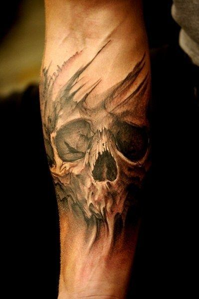 skull tattoos design men