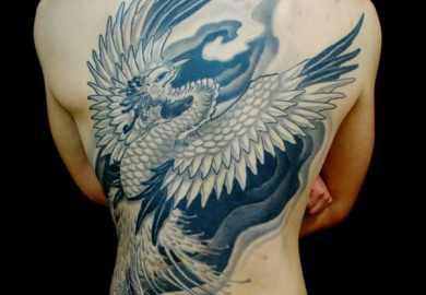 Black And Grey Tattoo Ideas