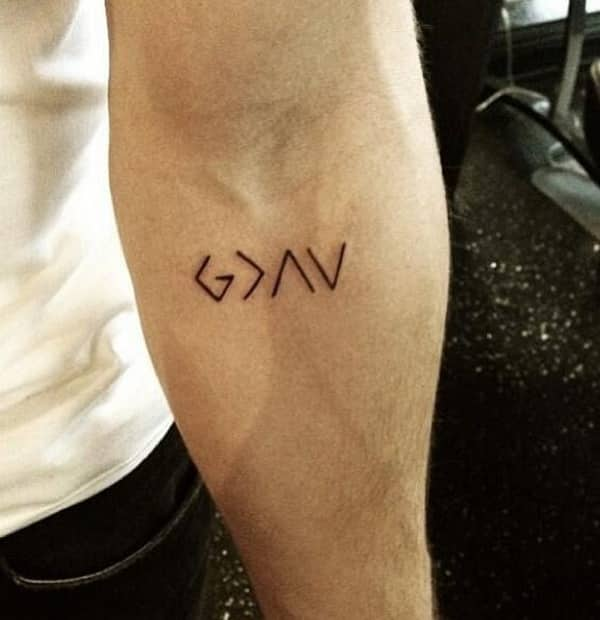 Simple Tattoos For Guys