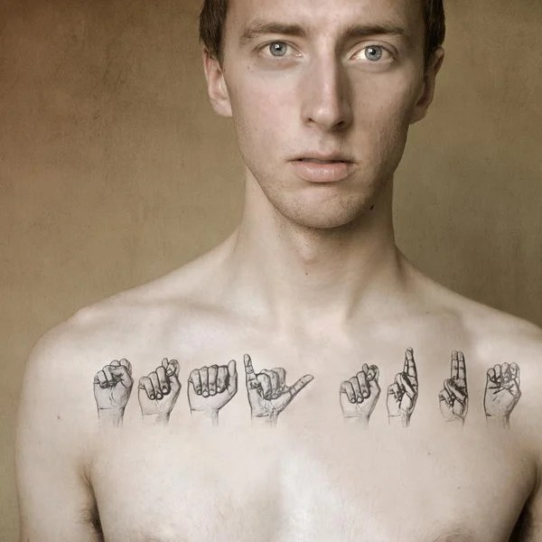 Collarbone Tattoo Ideas Men