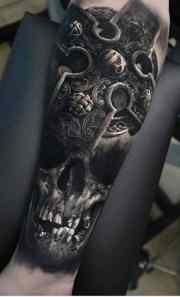 badass tattoos men - ideas