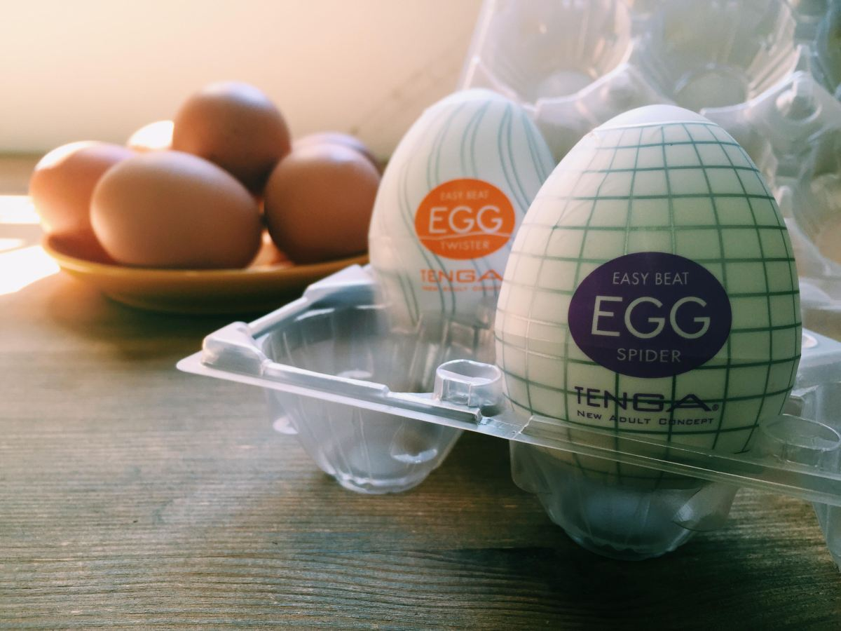Tenga Egg Sex Toy Review  A 15 Discount Code