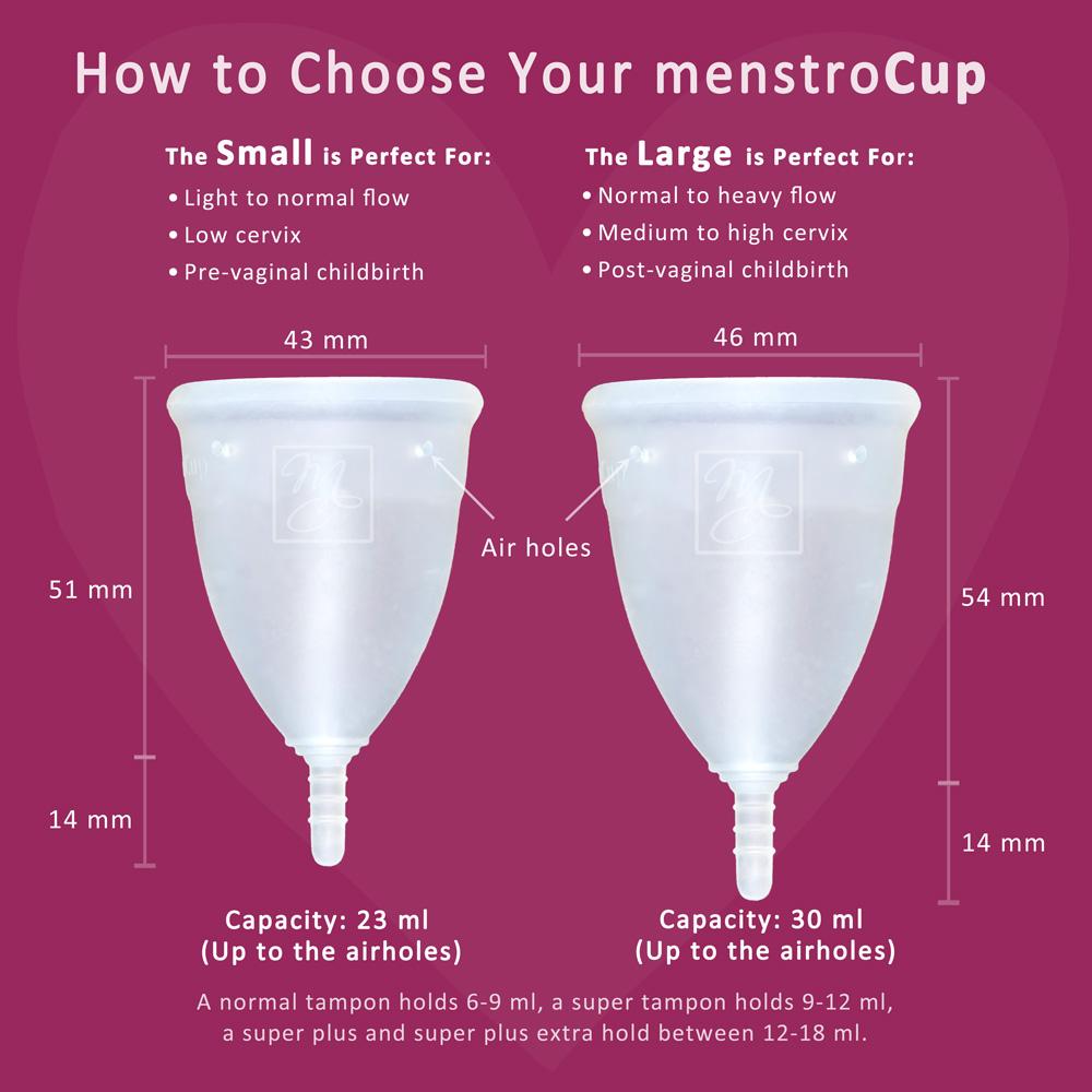 Menstrual Cup Menstrocup From Femogene Menstrocup Menstrual Cup By Femogene