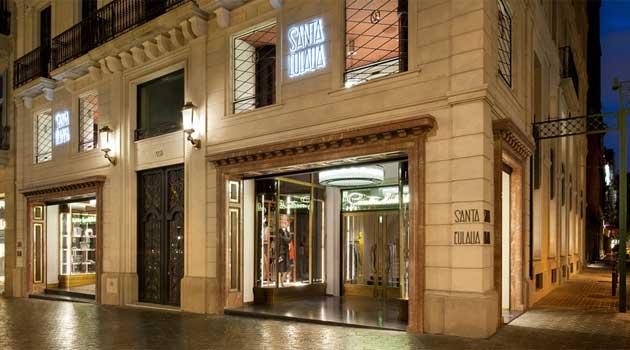 Santa Eulalia Barcelona – Boutique Fashion Store For The Discerning Men