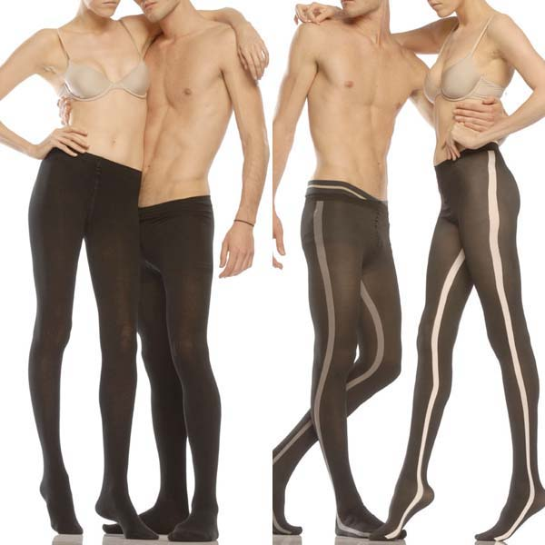 Stockings for men emilio cavallini trend