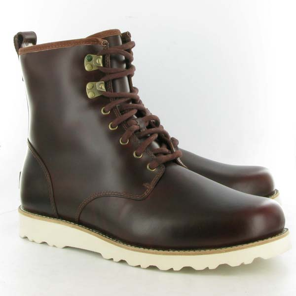 UGG AUSTRALIA MENS HANNEN ANKLE LACE BOOT
