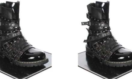 Gareth Pugh Boots – Get The Rock Star Look