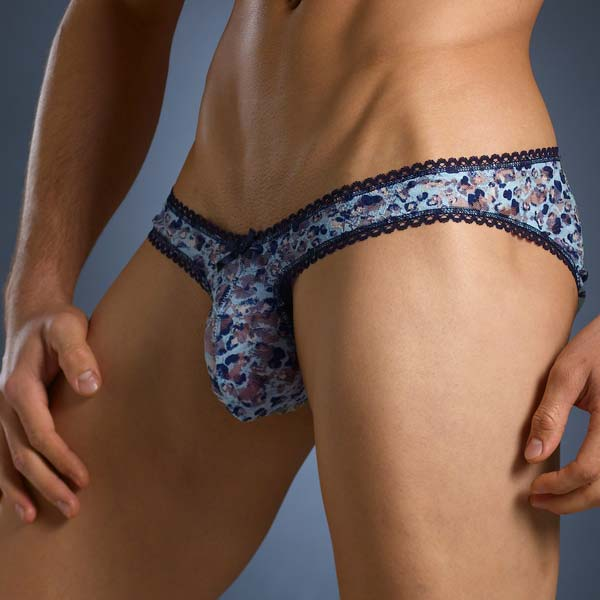men's male lace underwear