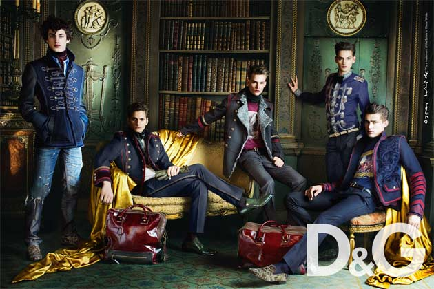 Military Jackets by Dolce and Gabbana