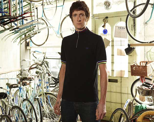 Bradley Wiggins for Fred Perry – A Winning Combination